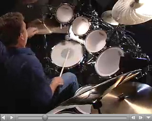 Drumset Lessons DVD